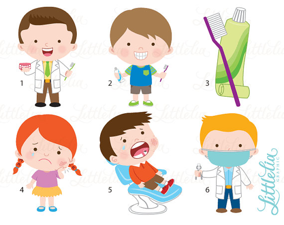 Tooth products . Dentist clipart pediatric dentist