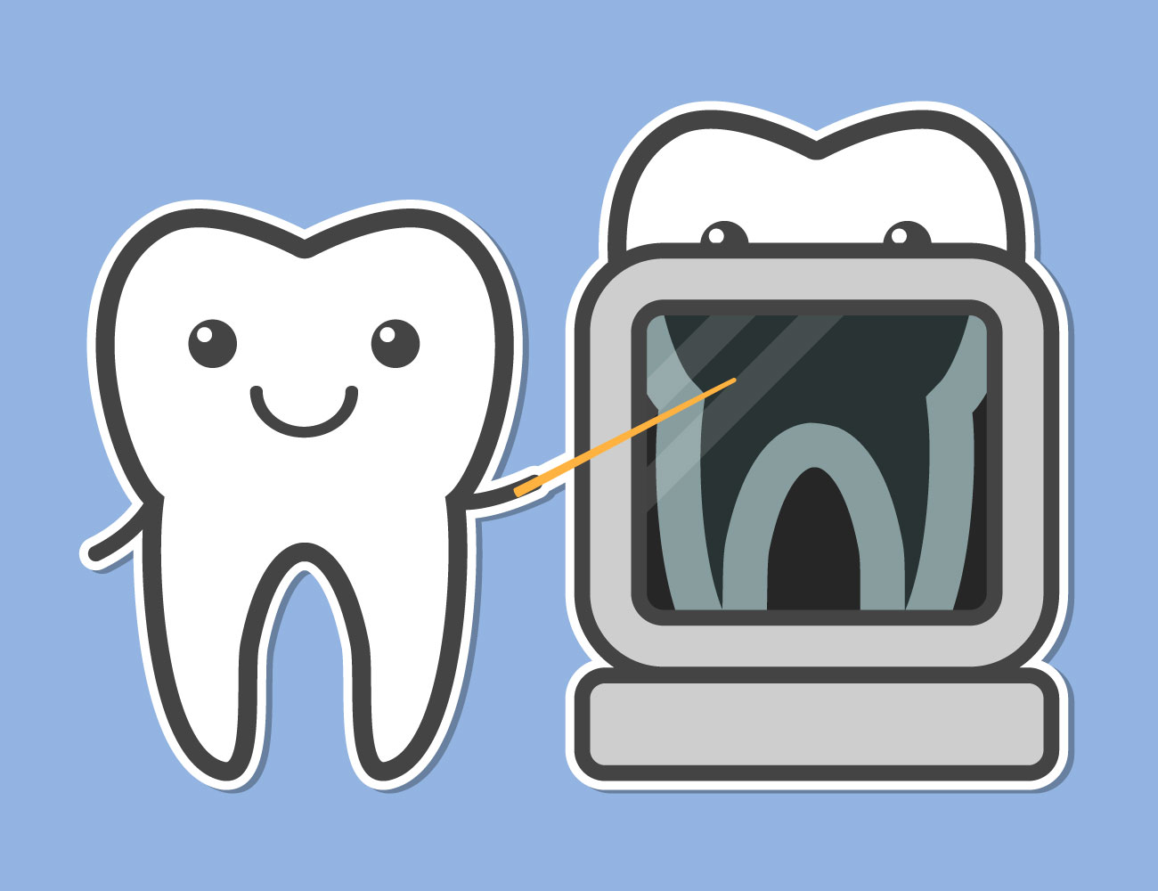 Dentist clipart tooth xray. How safe are dental