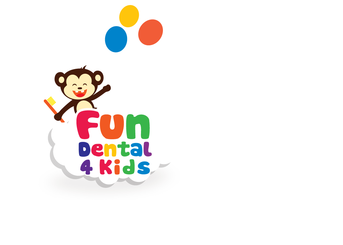 Fun dental kids children. Dentist clipart visited