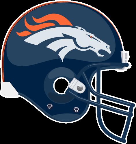 Denver broncos helmet png. Ranked w th best