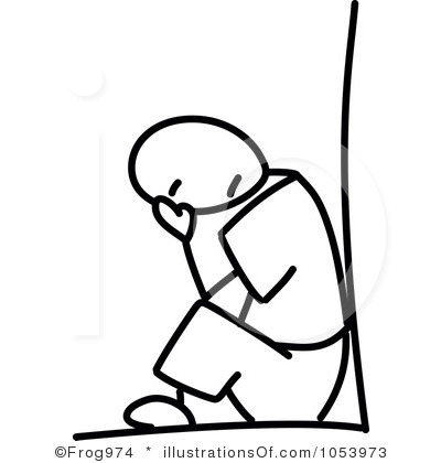 Depression clipart. Royalty panda free images