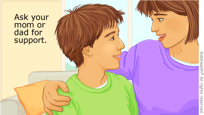 For teens kidshealth . Depression clipart adolescence