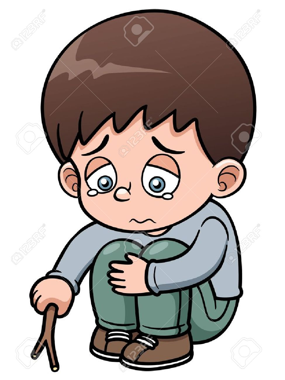 Depression cliparts free download. Emotions clipart sad guy