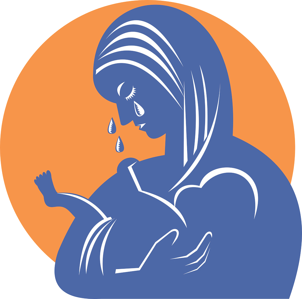 Worry clipart psychosis. Postpartum depression maternity blues