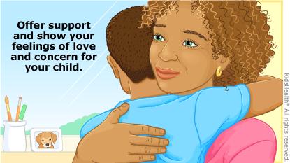 Shy clipart child depression. For parents kidshealth