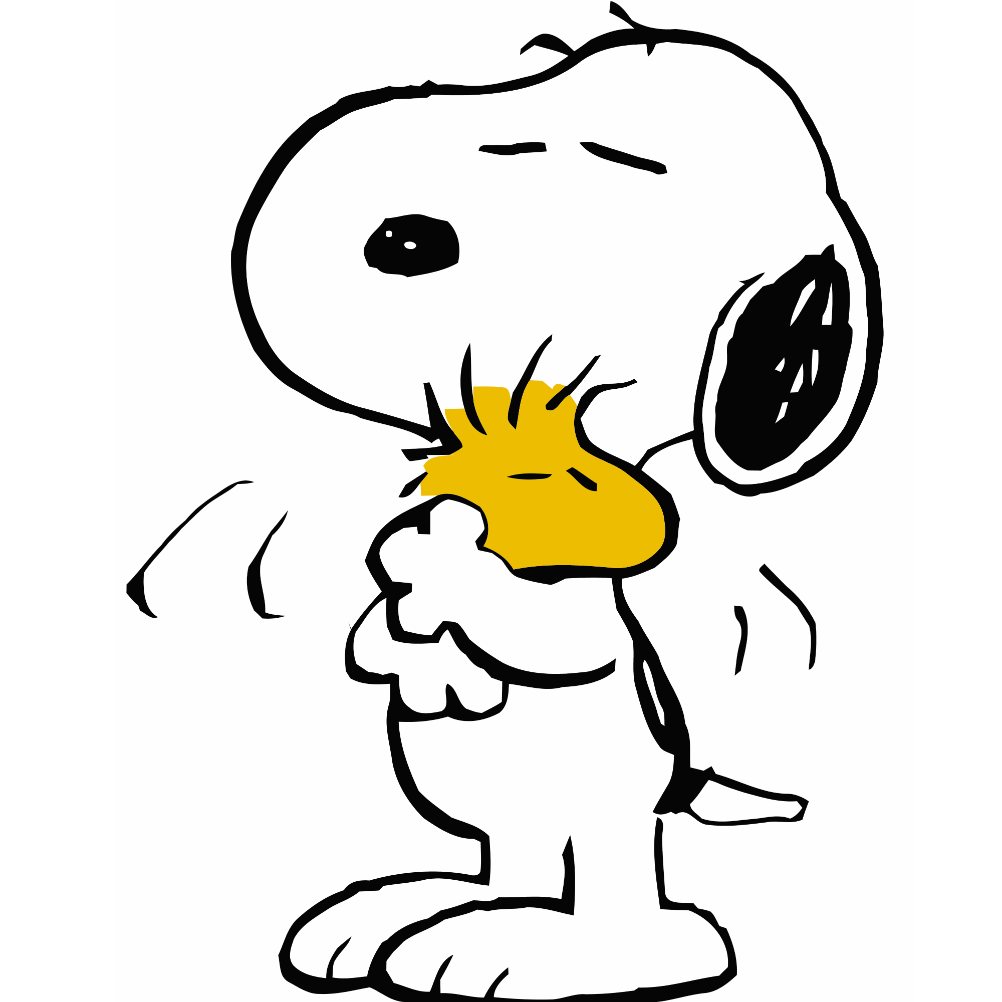 A simple hug can. Hugging clipart miss you