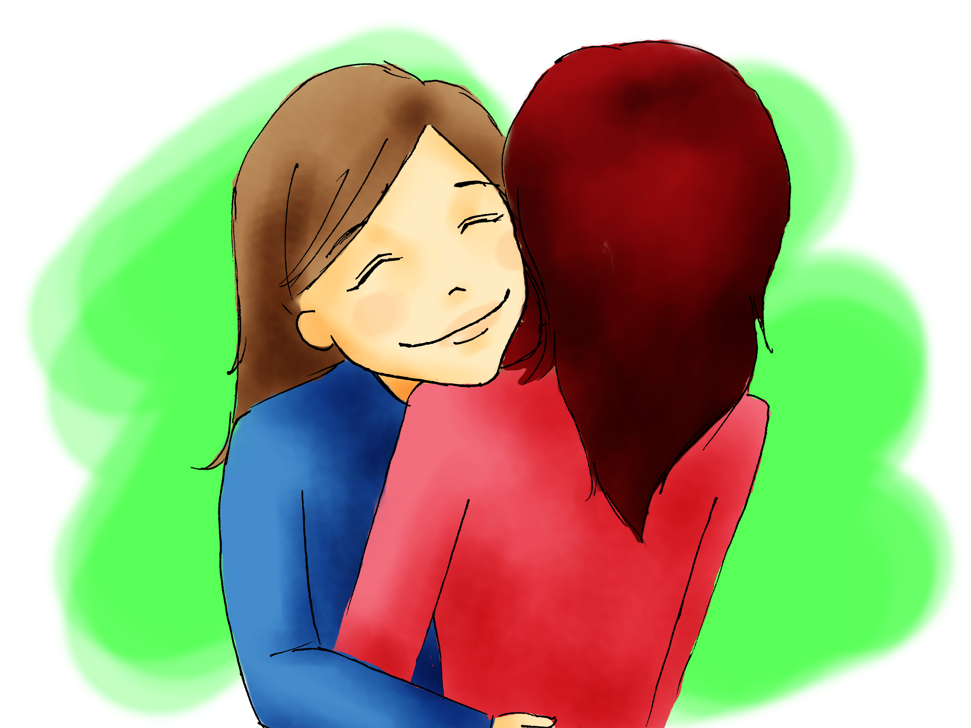 Respect clipart supportive friend. How to comfort your