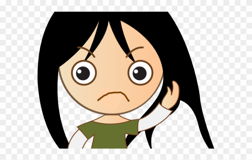 Cartoon dp for whatsapp. Depression clipart disappointed
