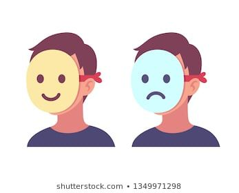 Depression clipart emotion. Pin on flat vector
