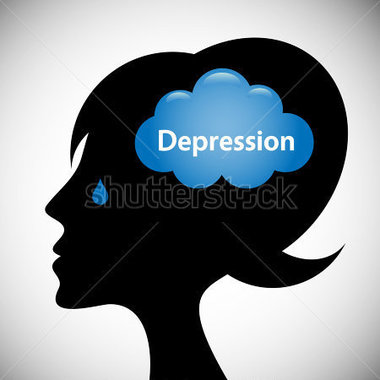 Portal . Depression clipart female depression