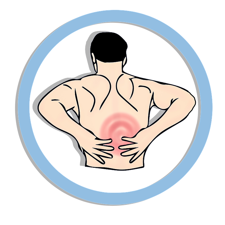 Back spasms causes symptoms. Pain clipart muscle spasm
