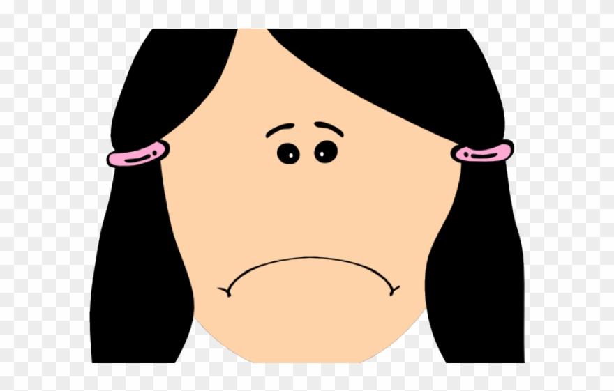 Depression clipart parent. Depressed face clip art