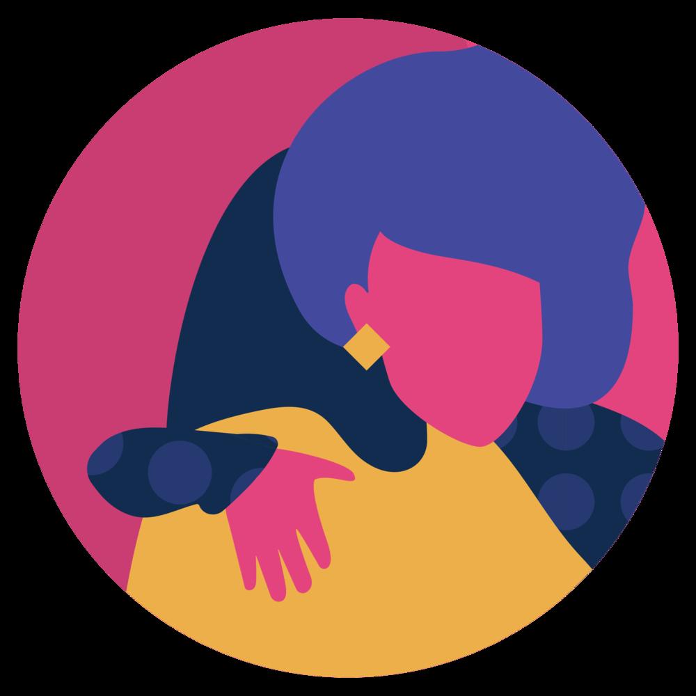 Depression clipart postpartum depression. The motherhood center of