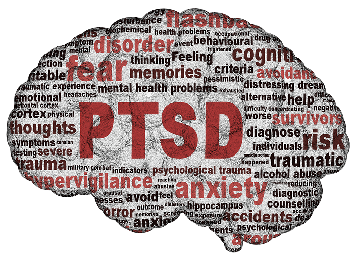 What it is feels. Depression clipart ptsd