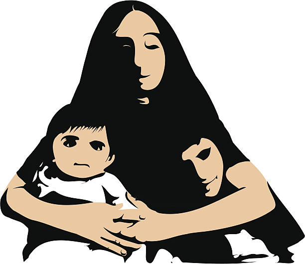 Cliparts free download best. Depression clipart sad mother