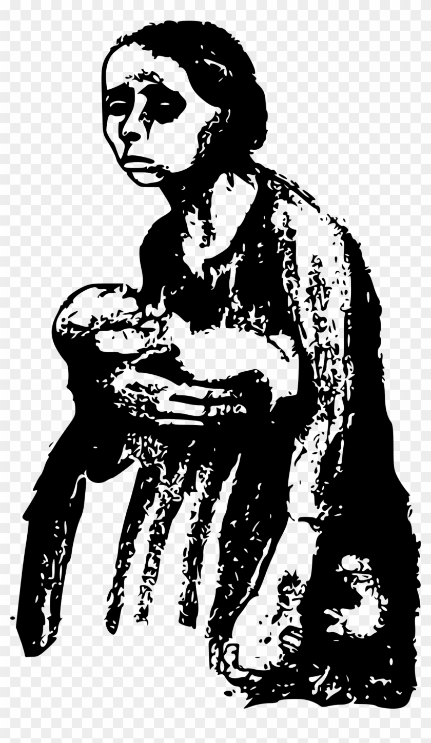 Depression clipart sad mother. Pregnant woman drawing