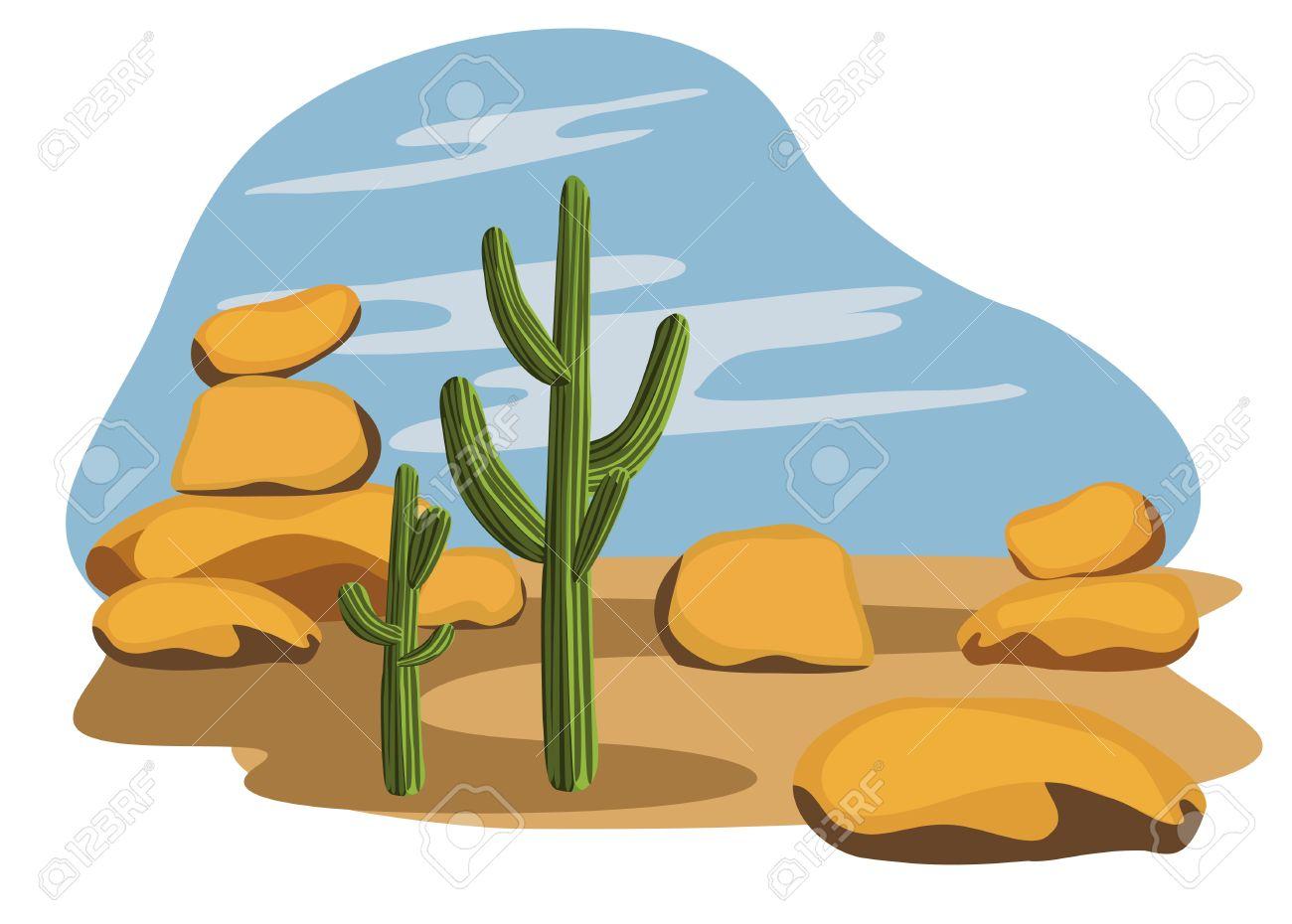 Desert clipart. Sahara at getdrawings com