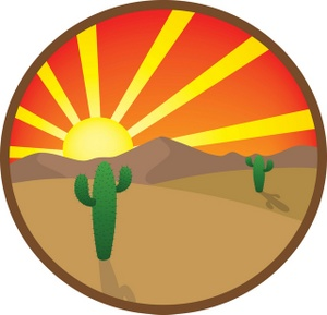 Desert clipart. Image panda free images
