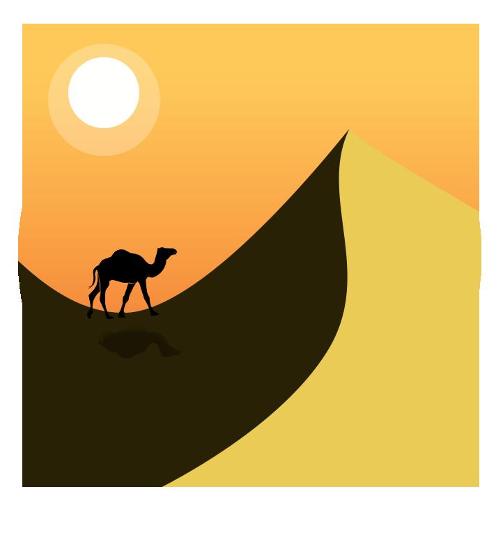 Desert clipart arab desert. Sahara trip
