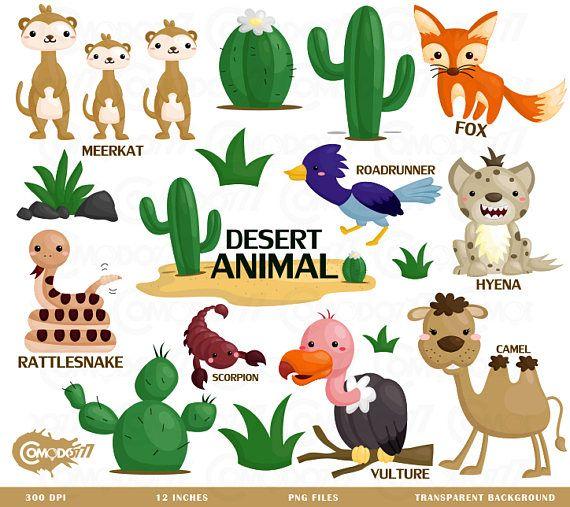 Desert clipart desert animal. Clip art