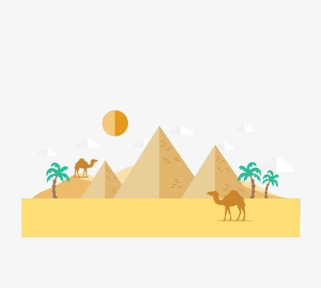 Png . Desert clipart desert camel