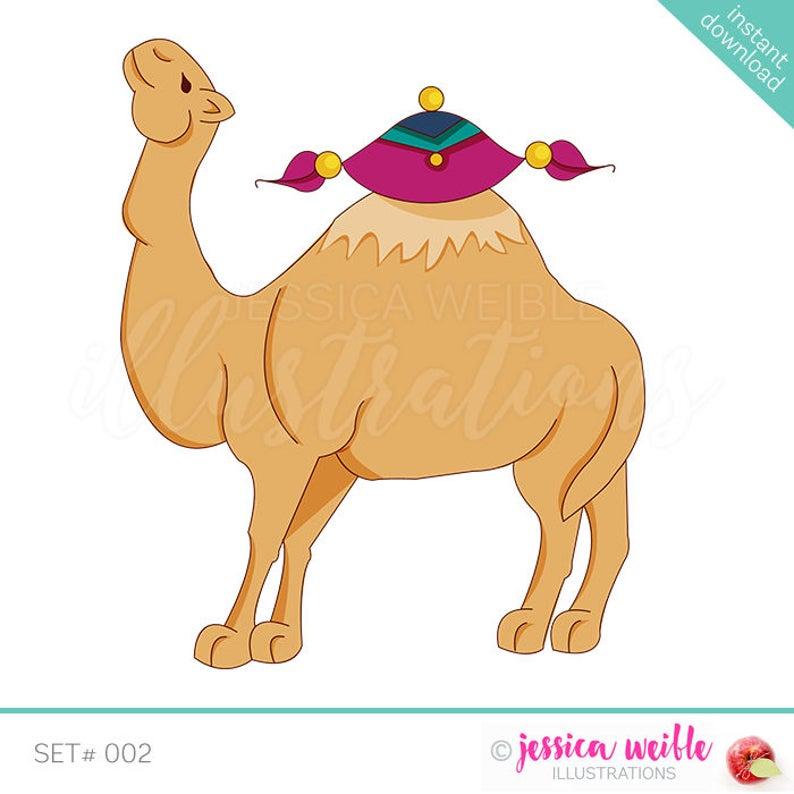 Desert clipart desert camel. Arabian cute digital clip
