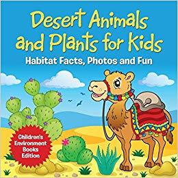 Animals and plants for. Desert clipart desert environment