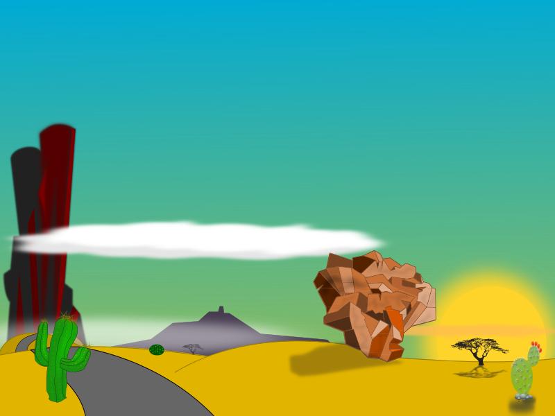 Medium image png . Desert clipart desert habitat