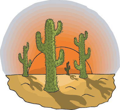 Resources science trek idaho. Desert clipart desert habitat