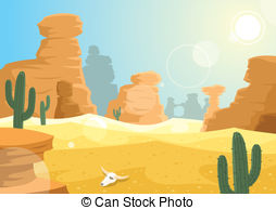 Desert clipart desert land.  clipartlook