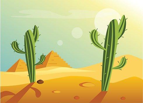 Desert clipart desert landscape. African premium clipartlogo com