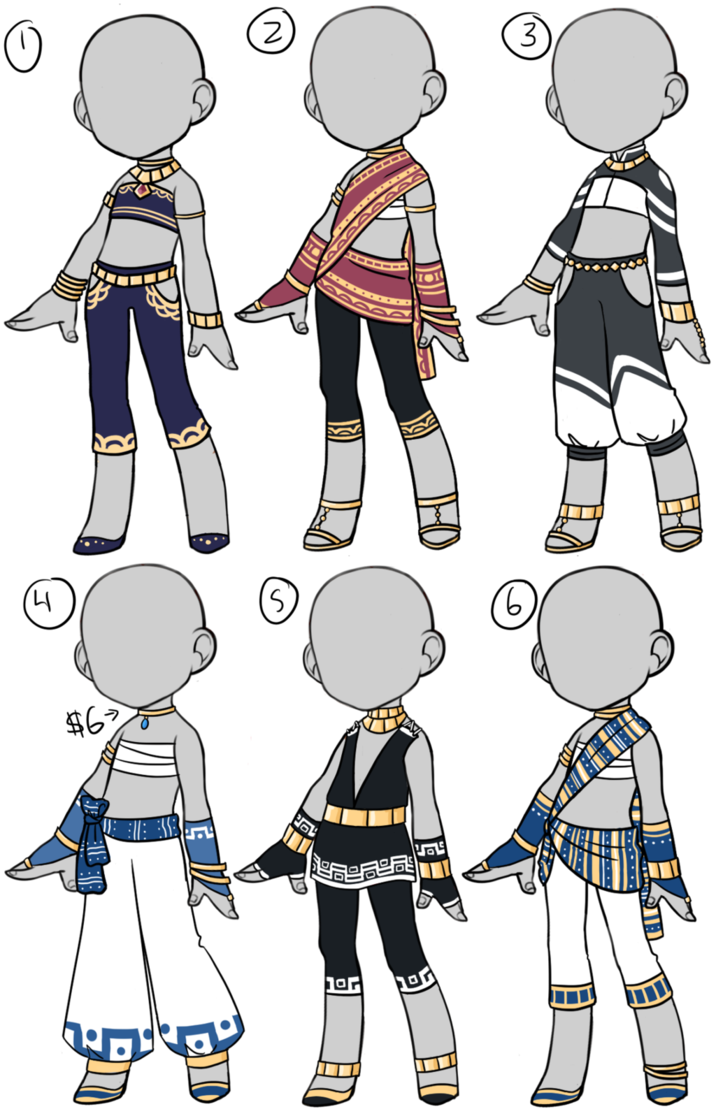 Outfit adopts theme closed. Desert clipart desert person