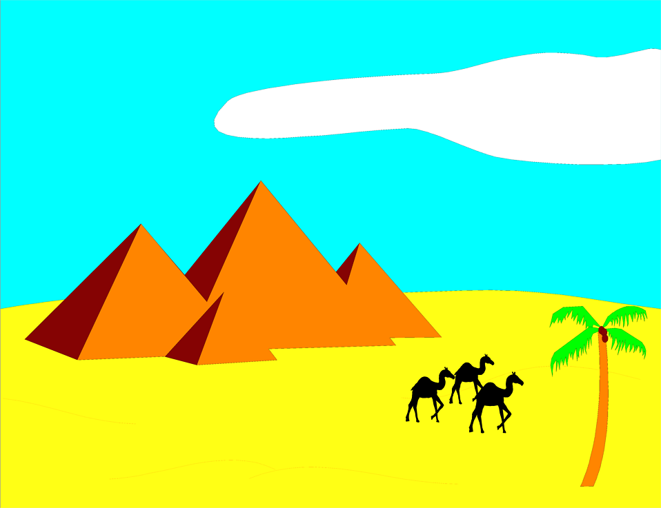 Desert clipart desert place. Free pictures download clip