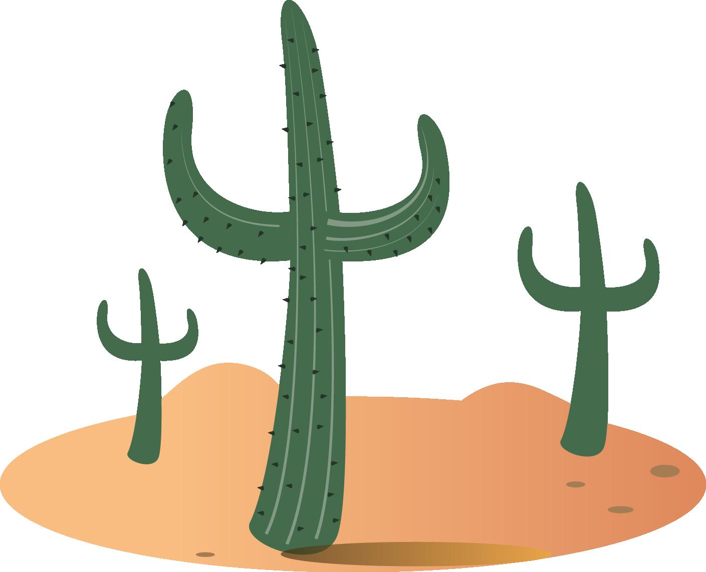 desert clipart desert plant