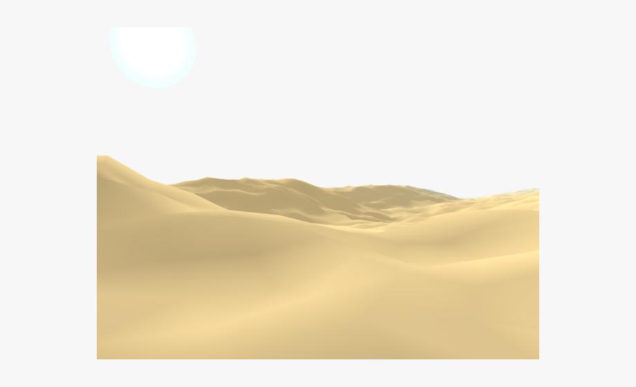 Desert clipart desert sand. Transparent dune png