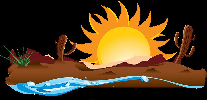Desert clipart desert sun. Mobile auto detail maintain