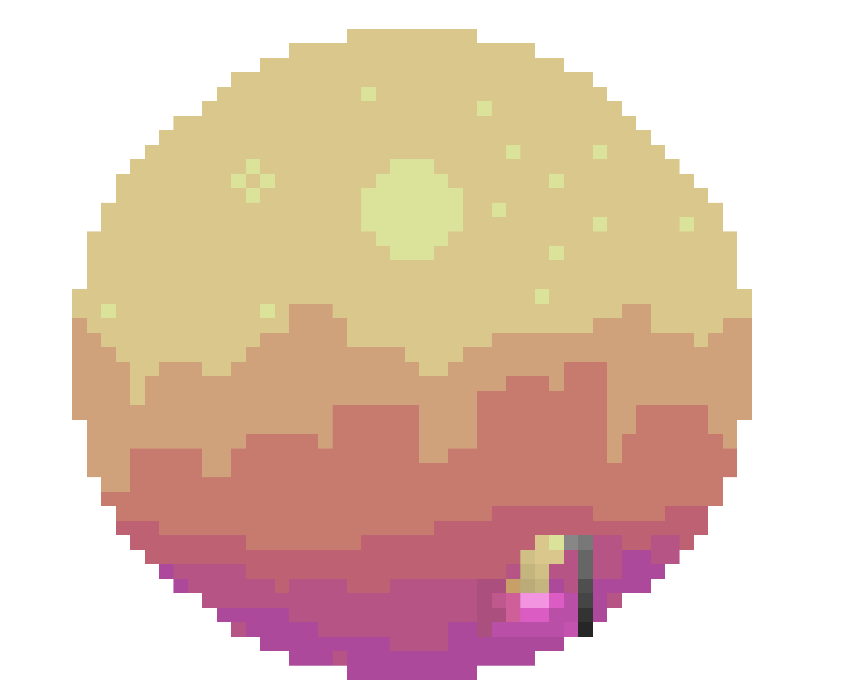 sunset clipart desert sunset