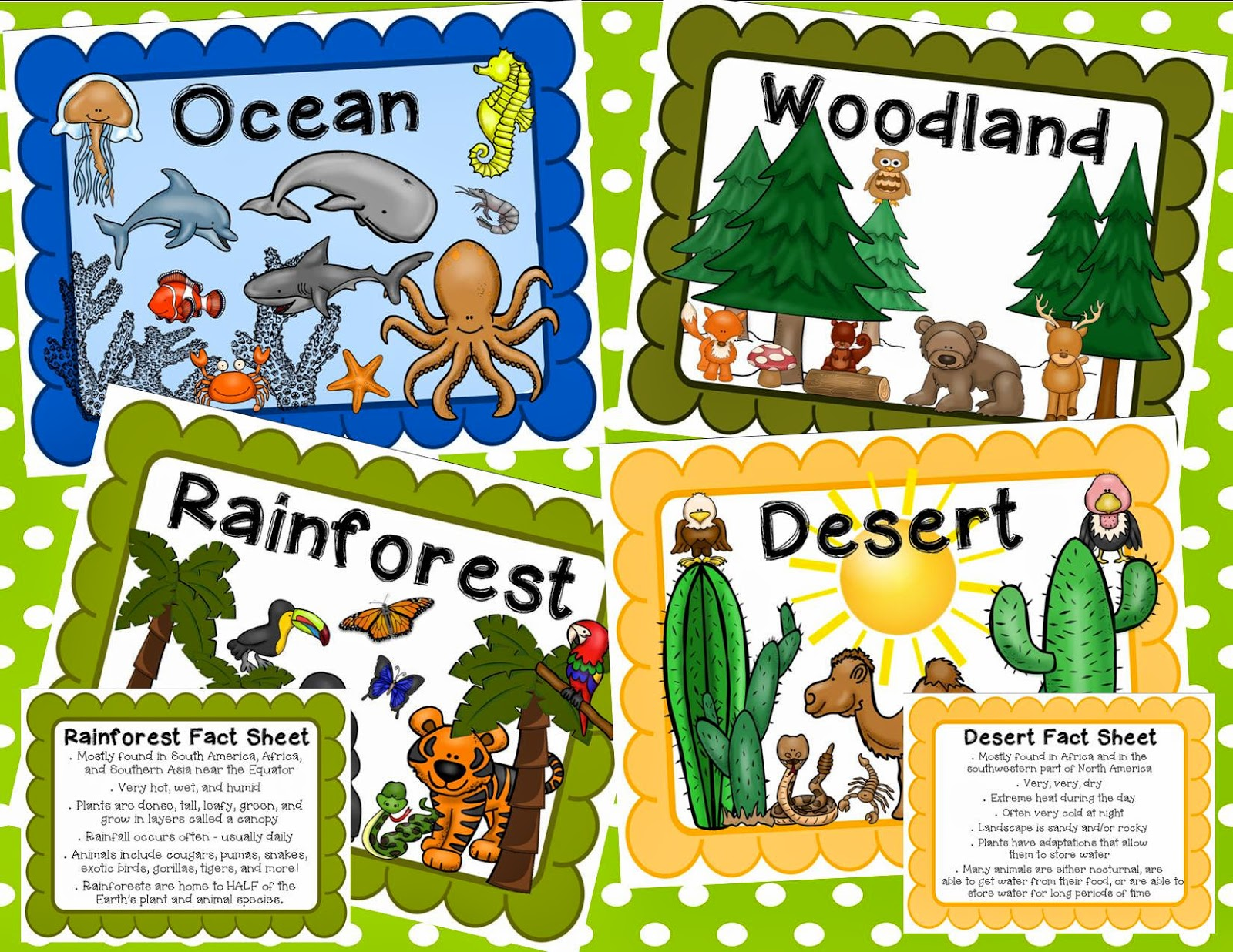 Free animal cliparts download. Desert clipart forest habitat