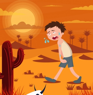 Desert clipart hot desert. Portal
