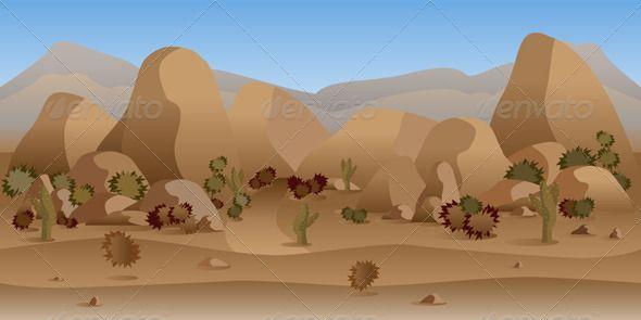 Mountain background fonts logos. Desert clipart rocky desert