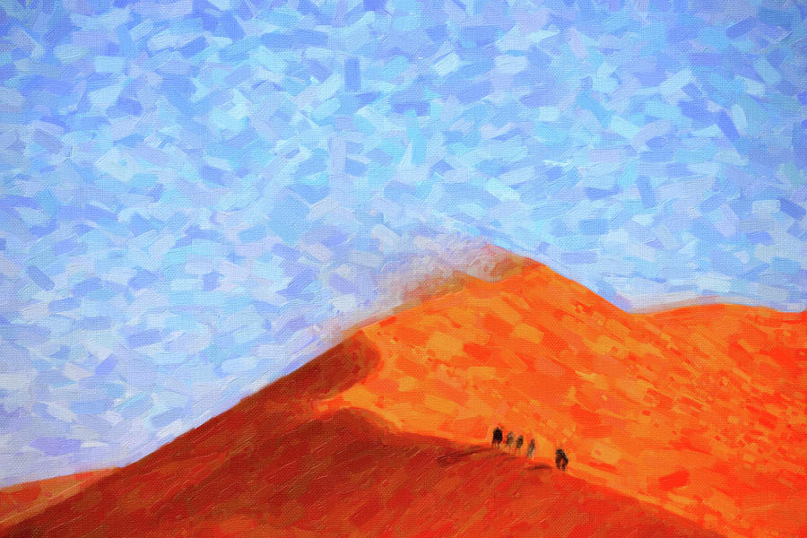Desert clipart sand hill. Painting at paintingvalley com