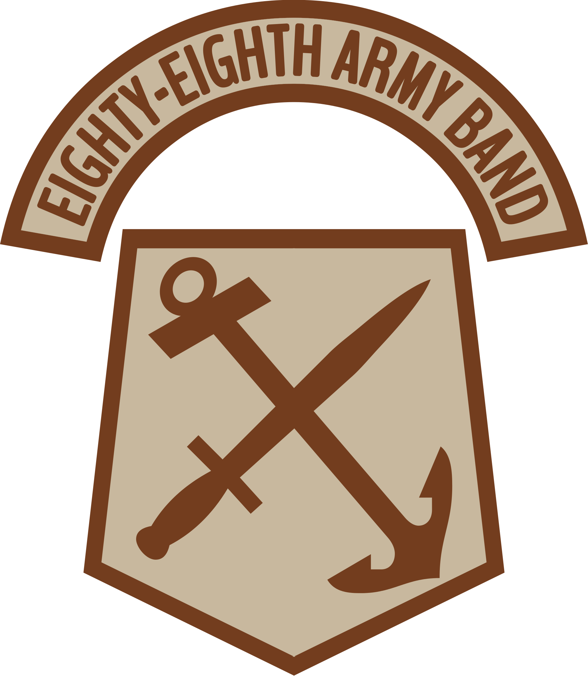 Desert clipart svg. File us army eighty