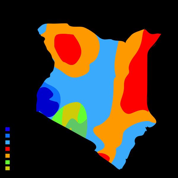File kenya map of. Desert clipart tropical savanna