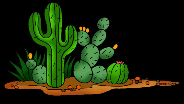 Maracas clipart cute. Newbie cactus town tragedy
