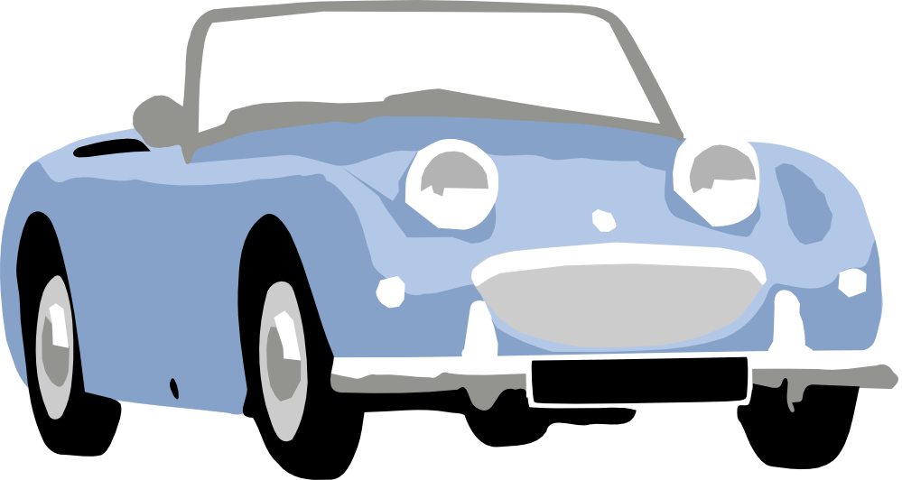Youtube clipart car. Free vector art download
