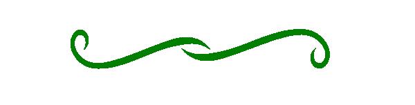 Divider clipart green. Decorative line break free