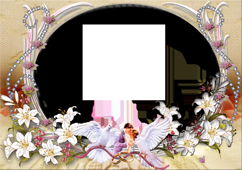 Background acur lunamedia co. Wedding frame png