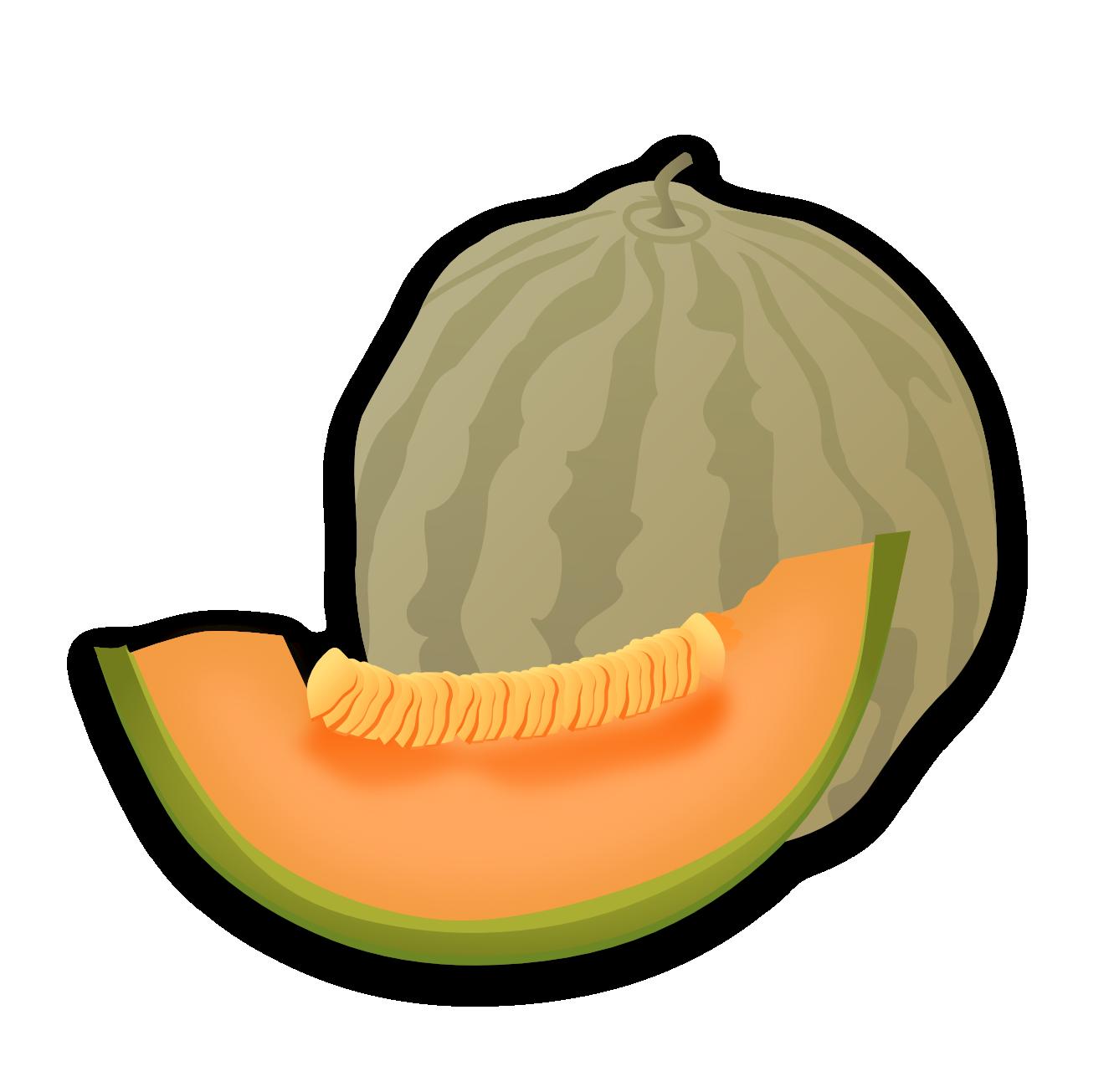 Design clipart watermelon. Melon panda free images