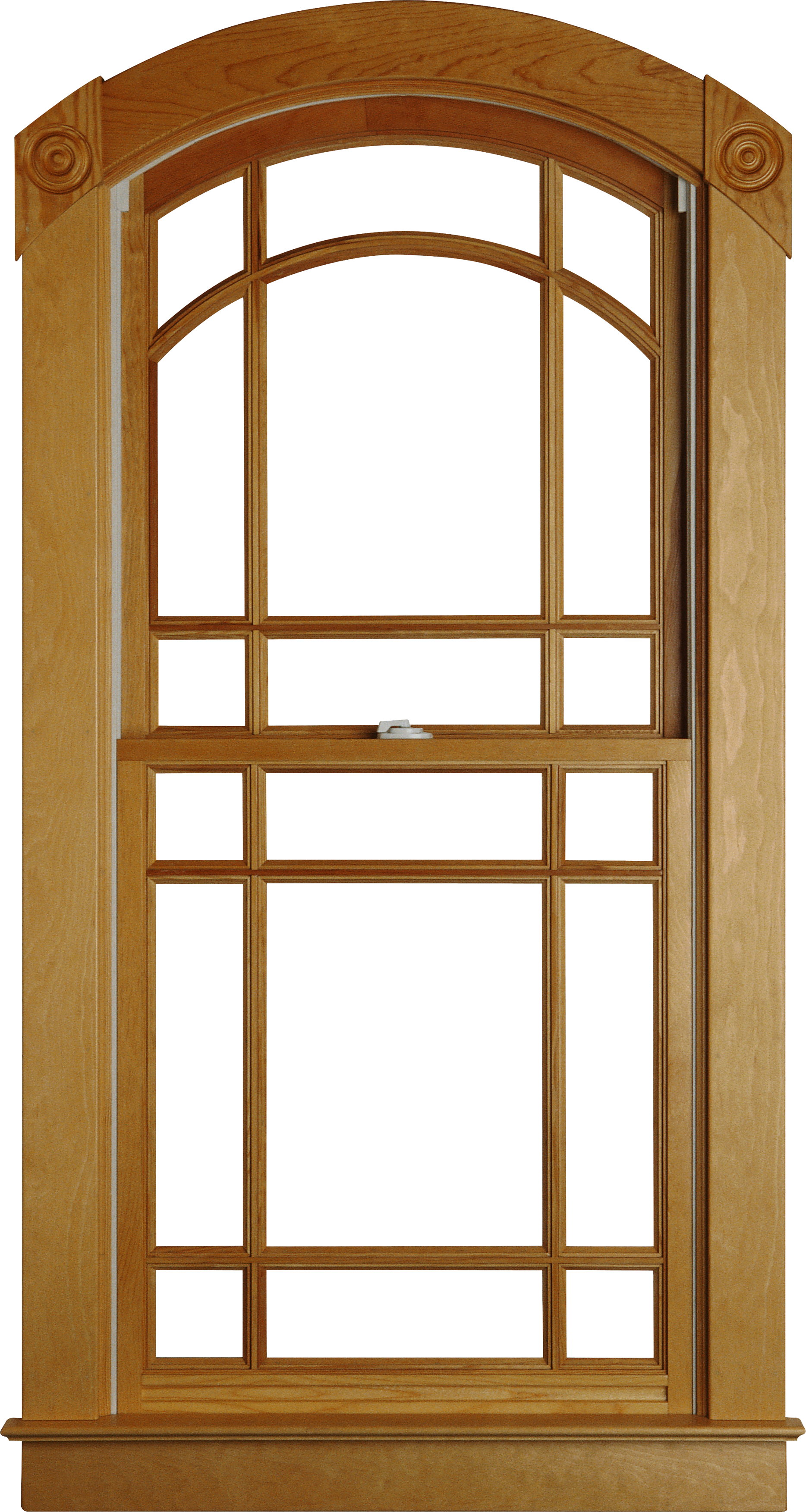 Wood . House window png