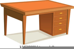 Free graphics images at. Desk clipart